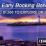 Azamara Early Booking Benefit