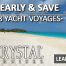 Crystal Yacht Early Booking