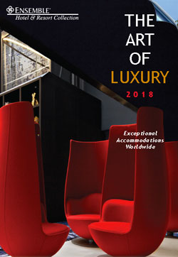 art of luxury hotels